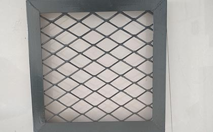 菱形孔隔离网