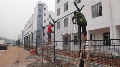 方孔监狱隔离网