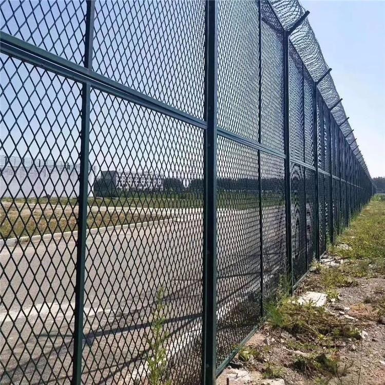 监狱防攀爬金属隔离网