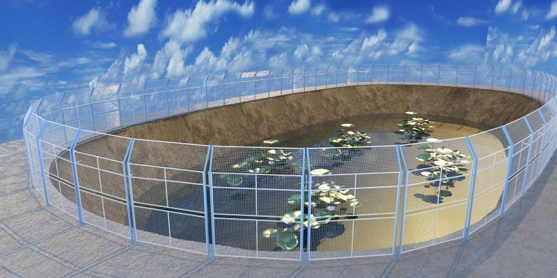 垃圾场防飞散网
