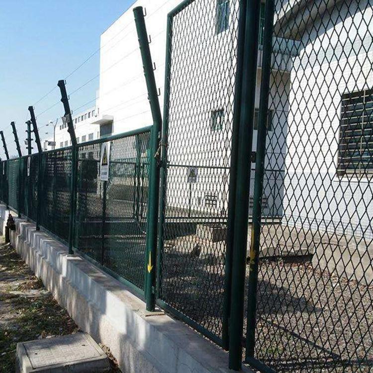 管道输油站隔离围网规格参数